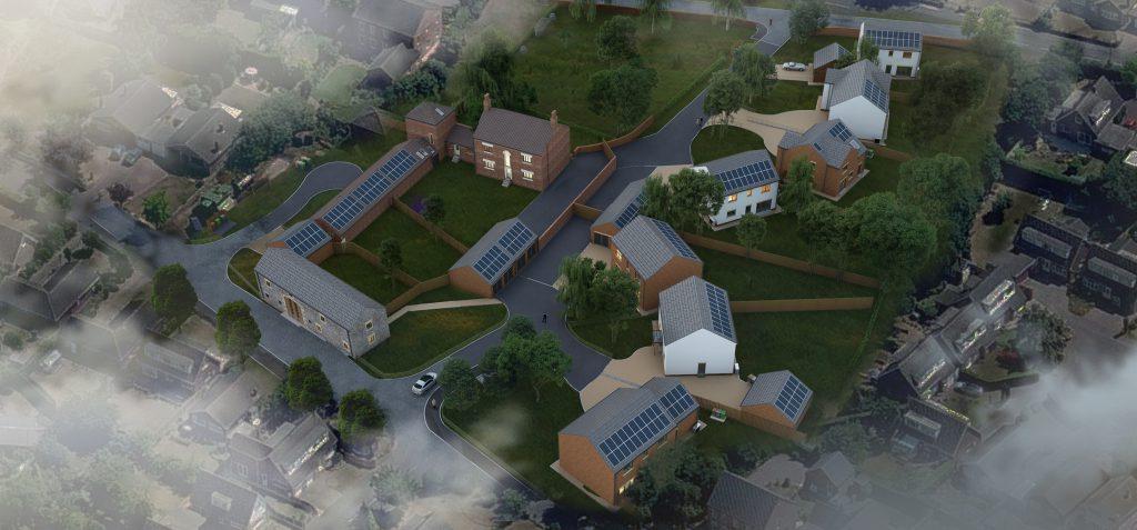 The Barn Branton House Farm Adina Developments Ltd